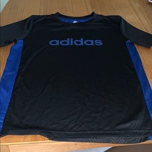 Boys adidas shirt